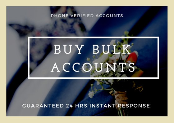 Buy Bulk Accounts